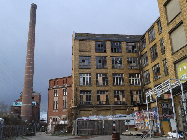 Fleischfabrik