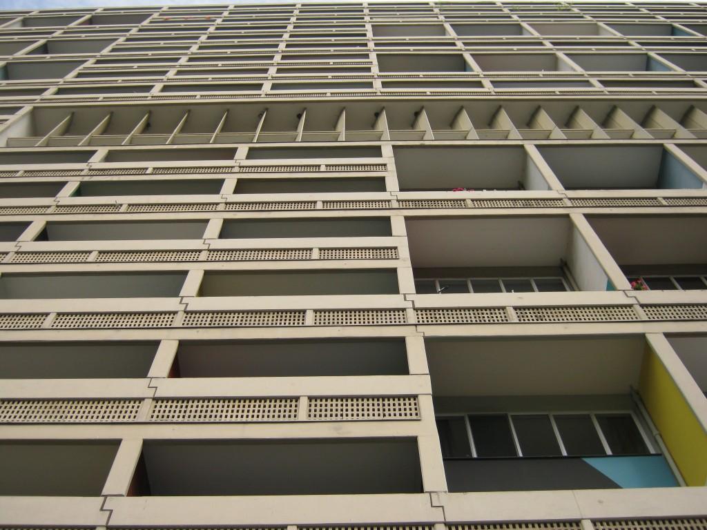 Le Corbusierhaus Z.Munizza