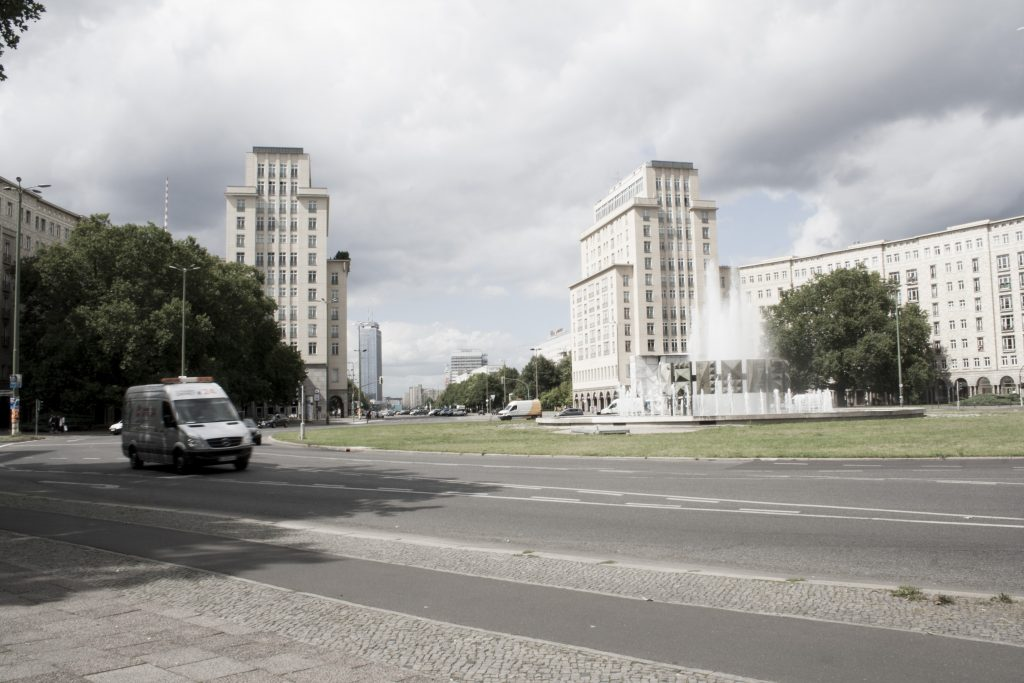 Karl Marx Allee ©A. Moi