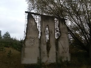 Valico di confine Dreilinden 12 Z.Munizza
