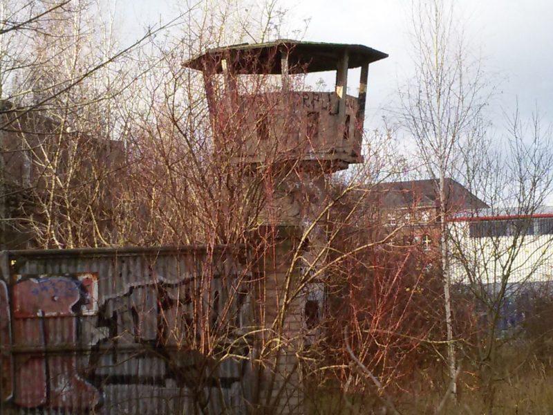 Torre controllo W. 15 Z.Munizza