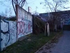 Tracce nascoste del Muro