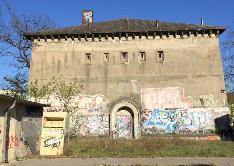 Bunker Z.Munizza