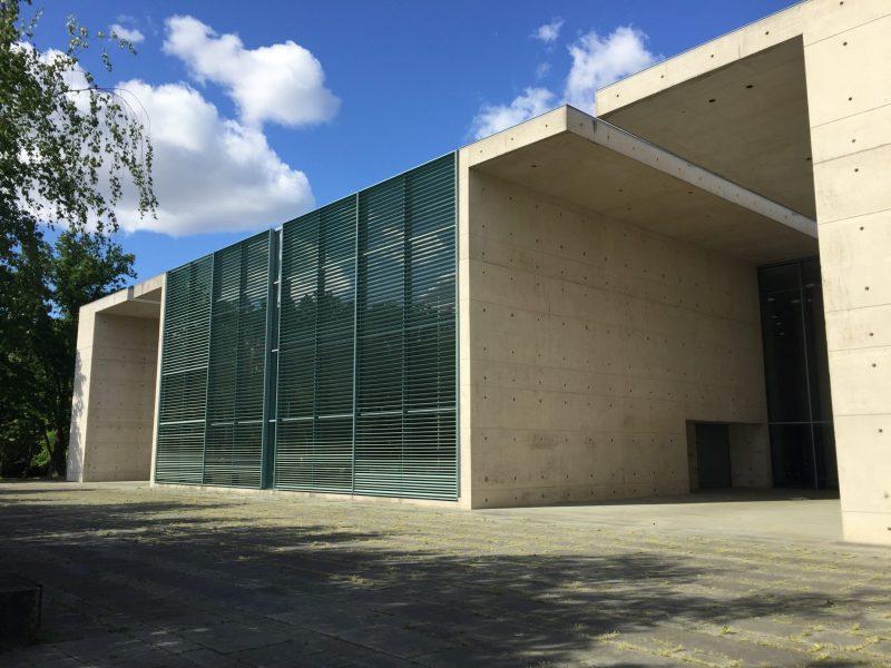 Crematorio baumschulenweg